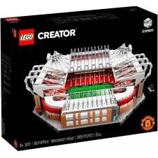 Lego Creator Expert Стадион Олд Траффорд - «Манчестер Юнайтед» 10272