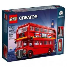Lego Creator Лондонский автобус 10258
