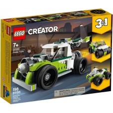 Lego Creator Грузовик-ракета 31103
