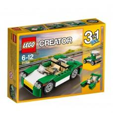 Lego Creator Зелёный кабриолет 31056 50782-03 bb-31056