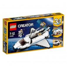 Lego Creator Исследовательский космический шаттл 31066