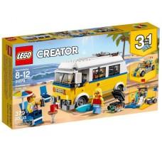 Lego Creator Солнечный фургон серфингиста 31079