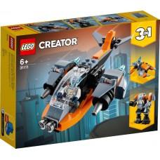 Lego Creator Кибердрон 31111
