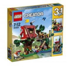Lego Creator Приключения в домике на дереве 31053 50765-03 bb-31053