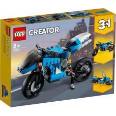 Lego Creator Супербайк 31114