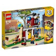Lego Creator Скейт-площадка 31081