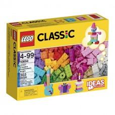 LEGO Classic Дополнение к набору для творчества – пастельные цвета 10694