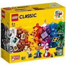 Lego Classic Набор для творчества с окнами 11004