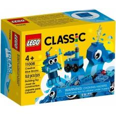 Lego Classic Синий набор для конструирования 11006