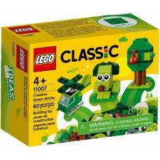 Lego Classic Зелёный набор для конструирования 11007