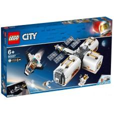 Lego City Лунная космическая станция 60227