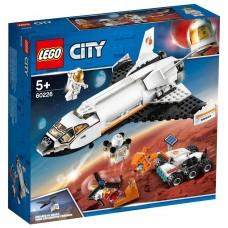 Lego City Шаттл для исследований Марса 60226