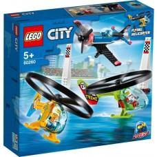 Lego City Воздушная гонка 60260