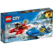 Lego City Погоня по горной реке 60176