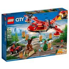 Lego City Пожарный самолёт 60217