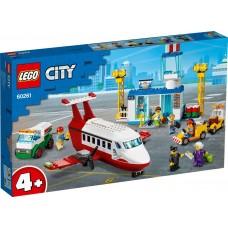Lego City Городской аэропорт 60261