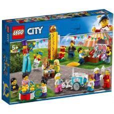 Lego City Комплект минифигурок «Весёлая ярмарка» 60234