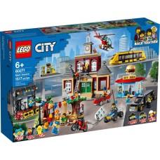 Lego City Городская площадь 60271