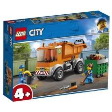 Lego City Мусоровоз 60220