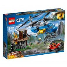 Lego City Арест в горах 60173