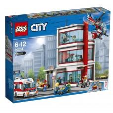 Lego City Городская больница Лего Сити 60204