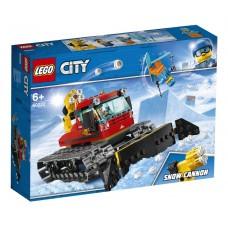 Lego City Снегоуборочная машина 60222