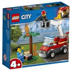 Lego City Пожар на пикнике 60212