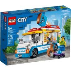 Lego City Грузовик мороженщика 60253
