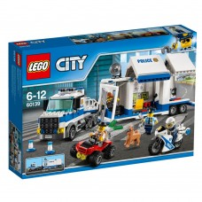 Lego City Мобильный командный центр 60139