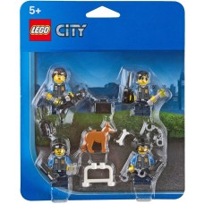 Lego City Набор минифигурок Полиция 850617