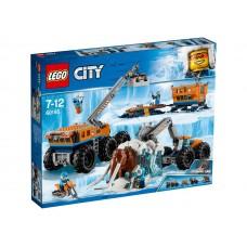 Lego City Арктическая экспедиция: Передвижная арктическая база 60195