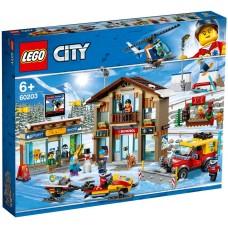 Lego City Горнолыжный курорт 60203