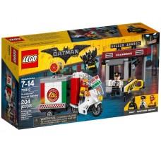 Lego Batman Movie Специальная доставка от Пугала 70910