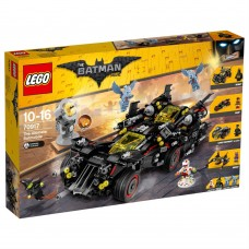 Lego Batman Movie Крутой Бэтмобиль 70917