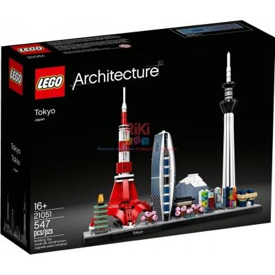 Lego Architecture Токио 21051