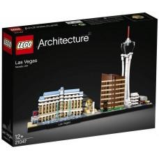 Lego Architecture Лас-Вегас 21047