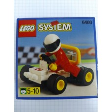 Lego System Town Race Go-Kart Карт 6400