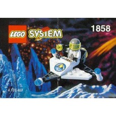 Lego System Space Exploriens Cloud Cruiser 1858