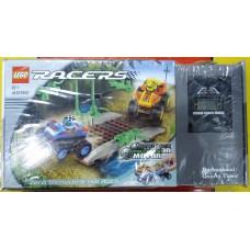 Lego Drome Racers Zero Tornado & Hot Rock 4595