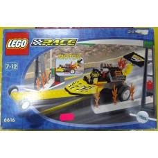 Lego Race Rocket Dragster Ракетный Драгстер 6616