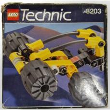 Lego Technic Rover Discovery Мини багги 8203