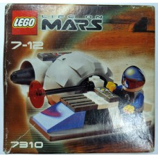 Lego Life on Mars Mono Jet Моно Джет 7310