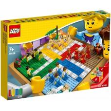 Lego Iconic Настольная игра Лудо 40198