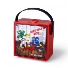Ланч-бокс Лего Ниндзяго с ручкой 3,1 л 40511733