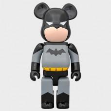 Дизайнерская Игрушка Бирбрик Кавс Bearbrick Kaws - Фигурка Бэтмен Batman Bearbrick 400 %