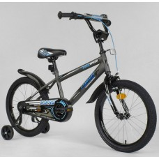 *Велосипед 2-х колёсный CORSO (18 дюймов ) арт. 8712