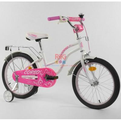 *Велосипед 2-х колёсный CORSO (18 дюймов ) арт. 28821