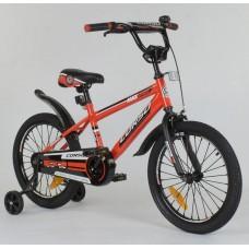 *Велосипед 2-х колёсный CORSO (18 дюймов ) арт. 2077
