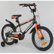 *Велосипед 2-х колёсный CORSO (18 дюймов ) арт. 4044