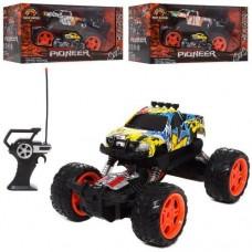 Детская Машина для мальчиков Джип Краулер Crawler на радиоуправлении, резиновые колеса, амортизаторы арт. 6101